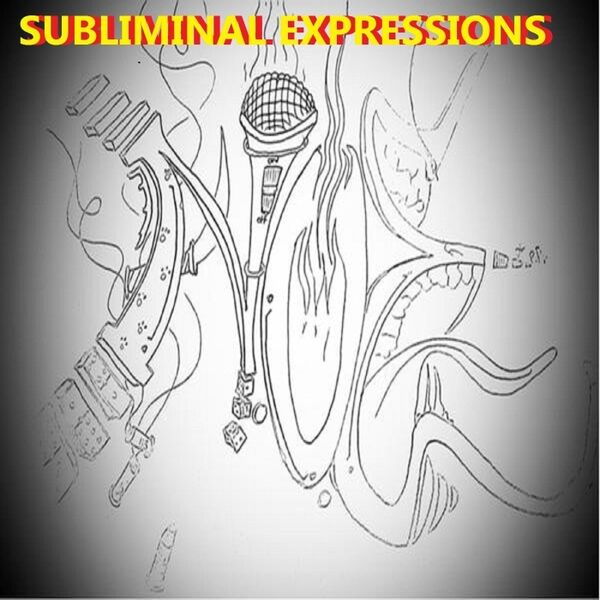 Cover art for Subliminal Expressions